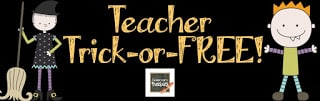 Teacher Trick-or-Free Event on Facebook!