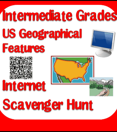 Hunting on the Internet for US Geographical Features