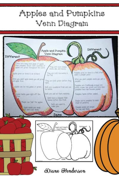 Apples & Pumpkins Venn Diagram