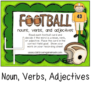 Football-themed games!