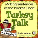 Building Thanksgiving Sentences – Turkey Talk!