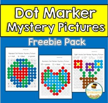 Dot Marker Activities
