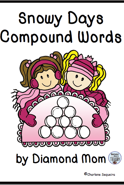 Snowy Days Compound Words