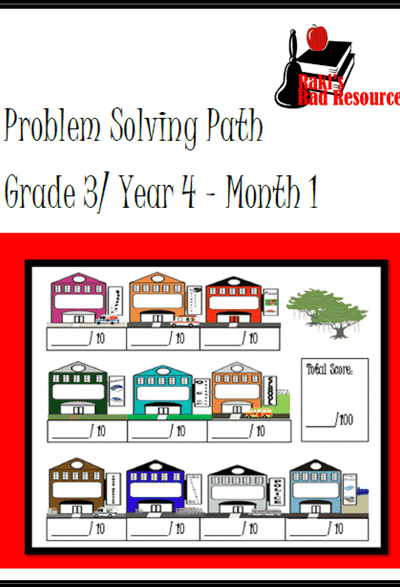 Teach Third Graders About Real Life Math Problem Solving