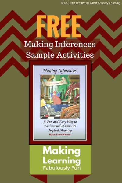 Free, Fun Inference Activities
