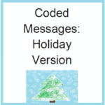 Holiday Songs in Coded Messages