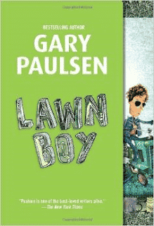 Vocabulary Activity for Lawn Boy by Gary Paulsen