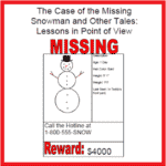 Point of View: The Case of the Missing Snowman