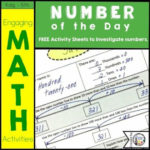 Number of the Day Grades K – 5
