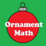 Ornament Themed Order of Operations Practice