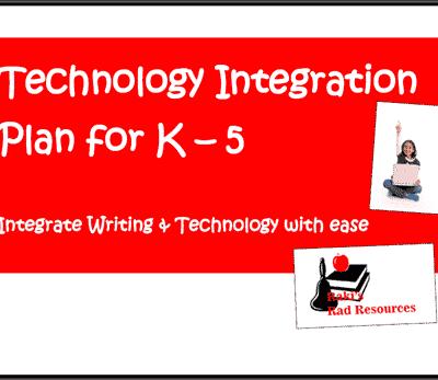 Integrate Writing & Technology