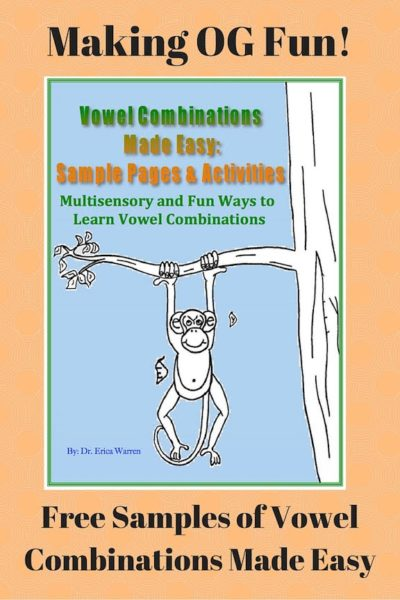 Free Samples of Vowel Combinations Made Easy