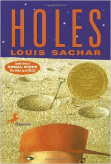 Compare and Contrast the Book with the Movie: Holes