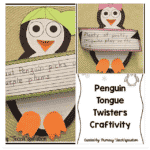 Alliteration with Penguin Tongue Twisters