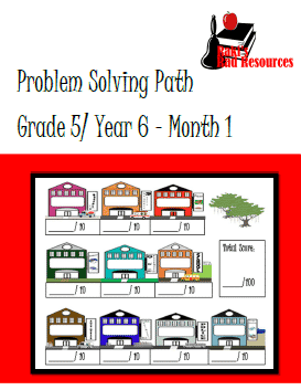 Problem Solving for Fifth Grade