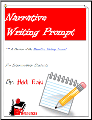 Free Narrative Writing Prompt