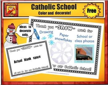 Free Catholic Schools Week
