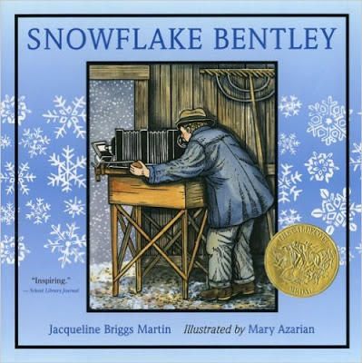 Snowflake Bentley Book Activity