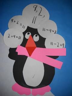 Penguin Fact Families