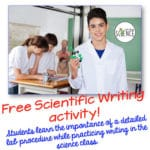 Writing in the Science Classroom