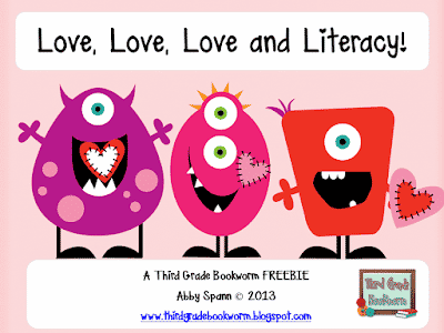 https://www.teacherspayteachers.com/Product/Love-Love-Love-and-Literacy-Mystery-Phrase-Freebie-550858