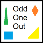 Play to Learn: Odd One Out with Triangles and Quadrilaterals