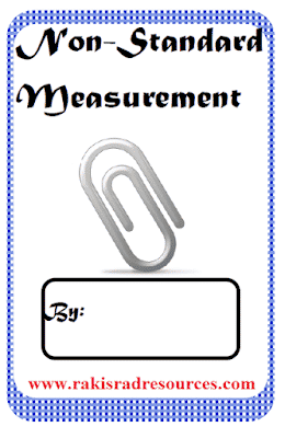 Non-Standard Measurement Student Booklet