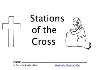 Free Stations of the Cross for Lent