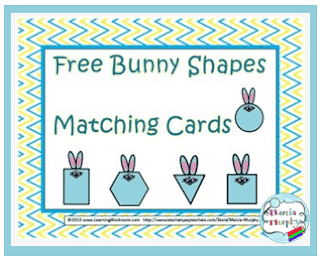 Shape Matching Cards