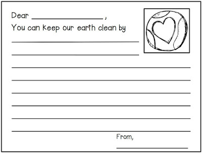Earth Day Activities - Classroom Freebies