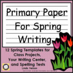 It's Time for Spring Writing!
