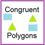 Find the Congruent Polygons