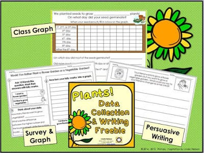 Plants Data Collection and Writing