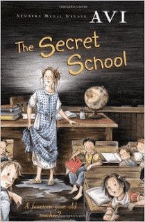 Compare the Past with the Present: The Secret School by Avi