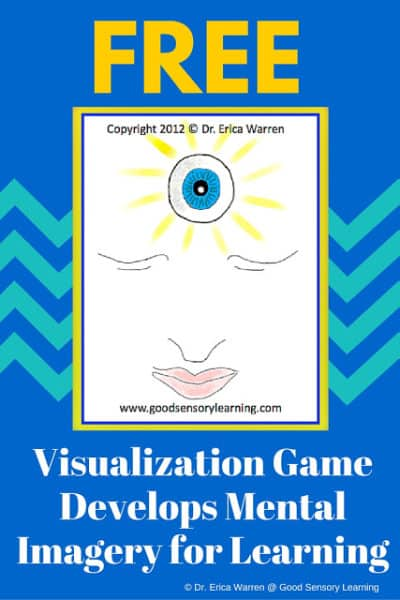 Free Visualization Game Improves Memory in all Subject Areas