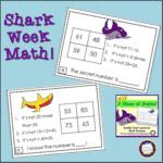 Shark Week Math Riddles