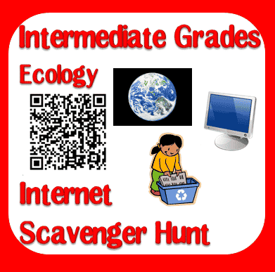Free Ecology Internet Scavenger Hunt