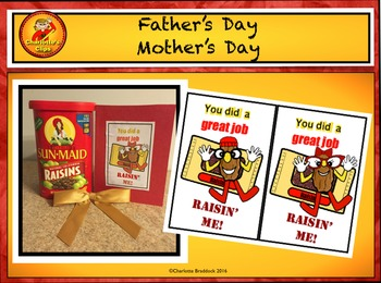 Father's Day Card and Gift Idea
