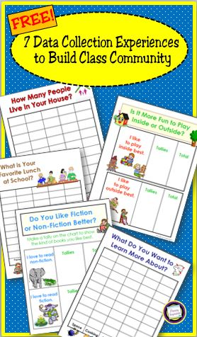 Get to Know Your Class with Tallies and Graphs