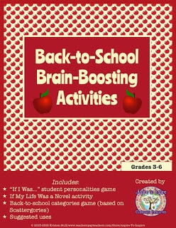 Back-to-School Brain-Boosting Activities