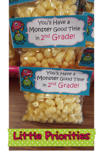 Monsterous Treat for your Little Monsters!