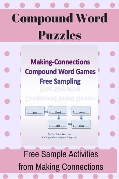Free Compound Word Puzzles Develop Critical Thinking
