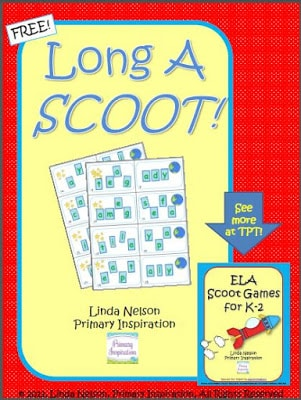 Long Vowel SCOOT!
