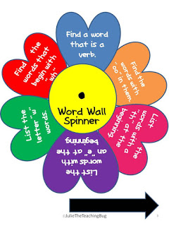 Classroom Ready:  Word Walls