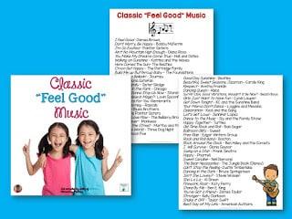 """List of """"Feel Good Music!"""