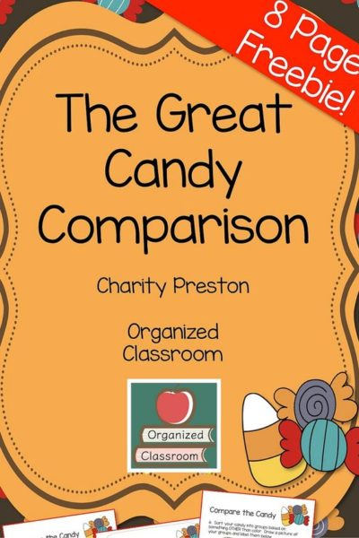 The Great Candy Comparison
