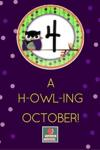A H-OWL-ING October!