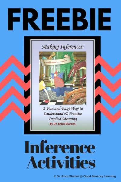 Inference Activities Freebie