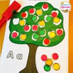 Apple Time? Counting to 10 or 20 With This Fall Freebie