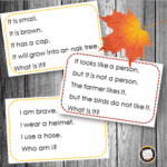 Fall Inference Riddles